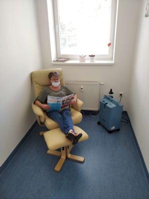 Kyslíková terapia pôsobí priaznivo na množstvo diagnóz
