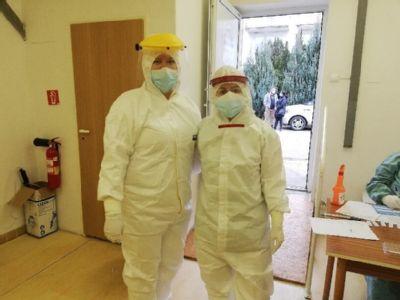 V Nemocnici AGEL Handlová je možné sa dať bezplatne otestovať