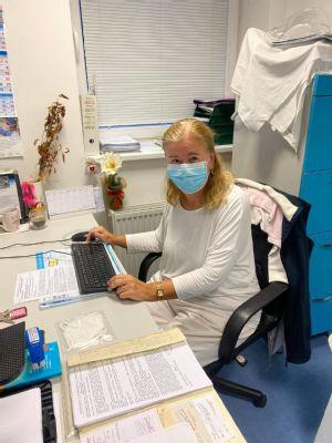 Neurologická ambulancia v handlovskej nemocnici mesačne vyšetrí viac ako 500 pacientov
