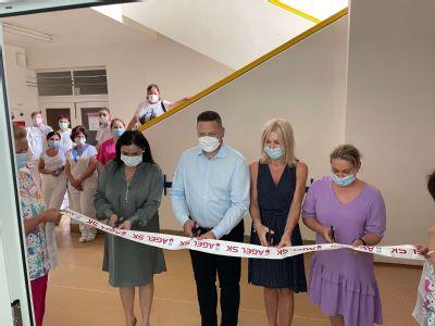 Handlovská nemocnica otvorila Dom ošetrovateľskej starostlivosti